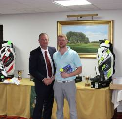 5th Place Net  -  Tom Greenfield  -  SRGC  -  81 -11=70 0n Countback