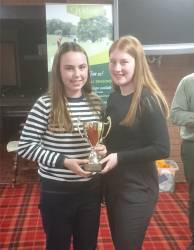 Watson Trophy- Most improved Player