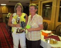 Ladies Club Champion 2014