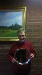 Ladies Nett Club Champion 2014